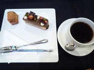 LE COFFRET DE COEUR  ケーキ