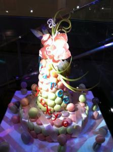 表参道ヒルズ展示ケーキ