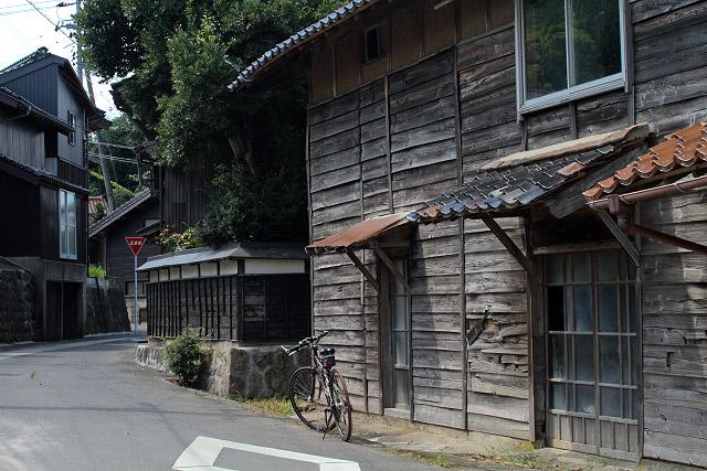 淀江町-宇田川集落