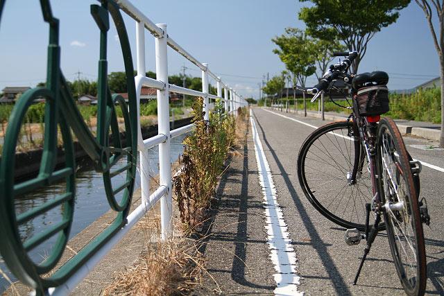 弓ヶ浜自転車道ポタ