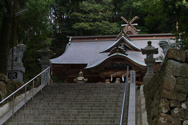 宗像神社 米子市