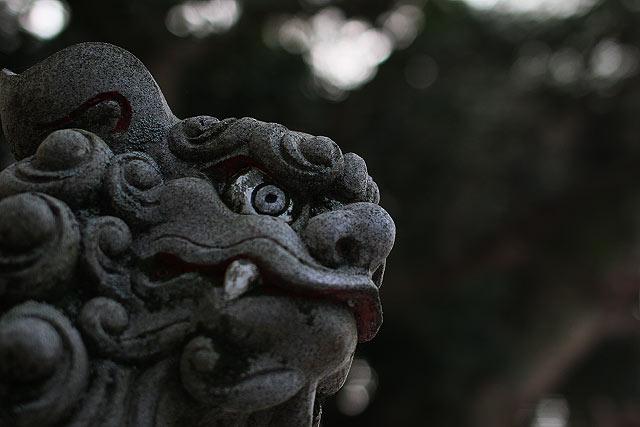 西伯郡大山町妻木[壱宮神社(いちのみやじんじゃ)]