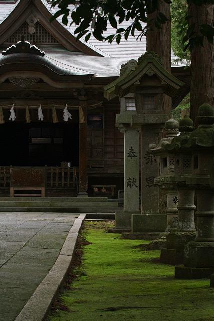 淀江町 日吉神社