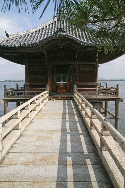 滋賀県 大津 浮御堂