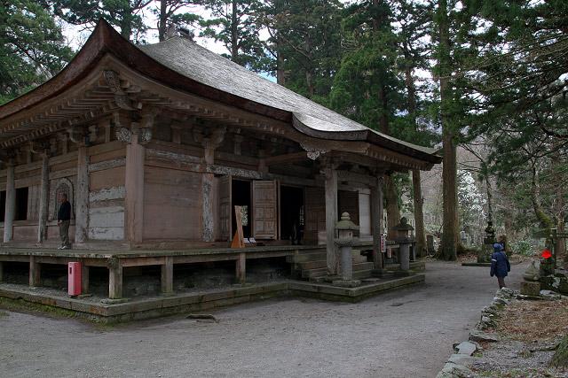 大山寺阿弥陀堂(だいせんじあみだどう)