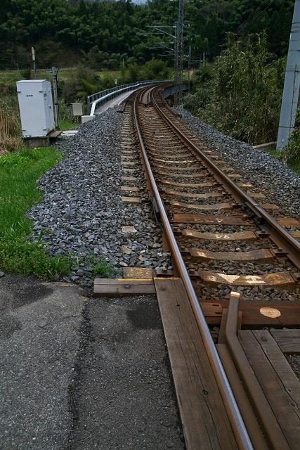 鳥取県日野郡江府町 鉄道 JR 伯備線