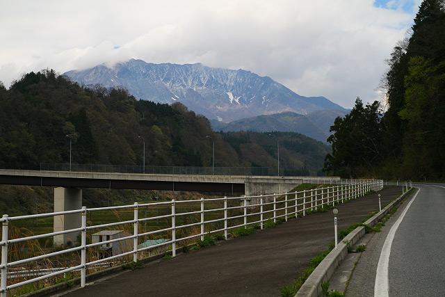 鳥取県日野郡江府町貝田 大山
