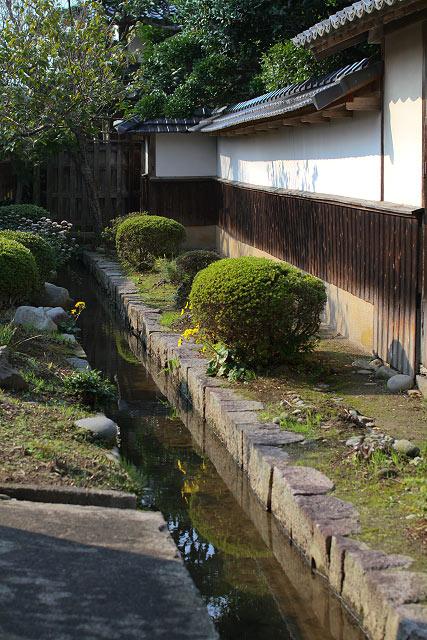 鳥取県指定文化財「河本家住宅」