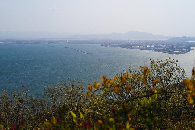 島根県松江市美保関町~五本松公園(関の五本松)