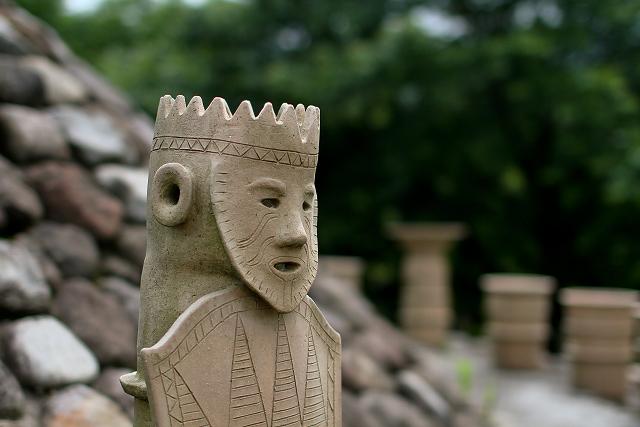 伯耆古代の丘公園 睡蓮 蓮