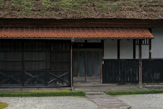 大山町ポタ~門脇家住宅