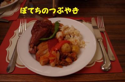 20110818 ペコスご飯