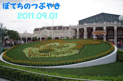 20110901 Land花壇