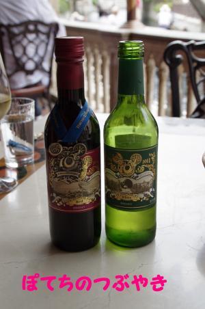 20110925 カナレットワイン