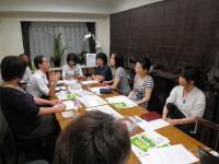 富山プロボノカフェ2011年6月のつどい