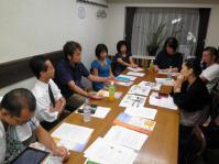 富山プロボノカフェ2011年8月のつどい