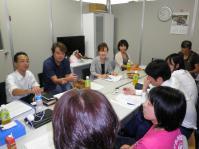 富山プロボノカフェ2011年9月のつどい