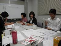 富山プロボノカフェ2011年10月のつどい