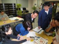 富山プロボノカフェ2011年11月のつどい
