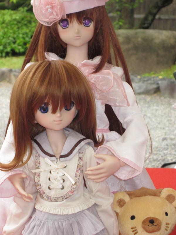 ましろ「またお会いできる日まで(^^)」 まりあ「うー♪」