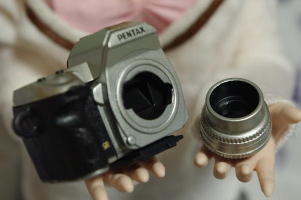 小さな隠れ里@ミニチュアカメラ