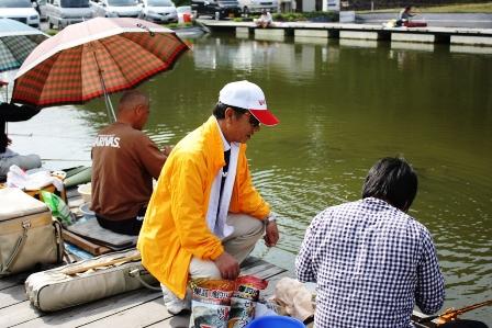 甲南・釣り教室①