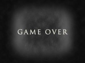 青鬼 GAME OVER