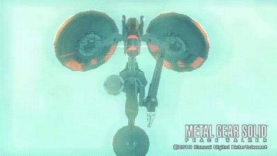 メタルギア クリサリス2