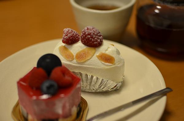 イデミ・スギノのケーキ