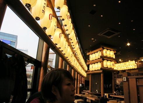 2)京都駅前山内農場集合