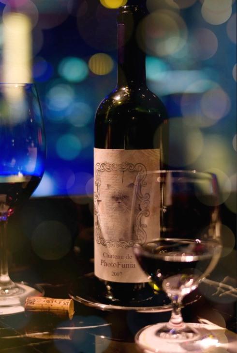 6)てんワインボトル