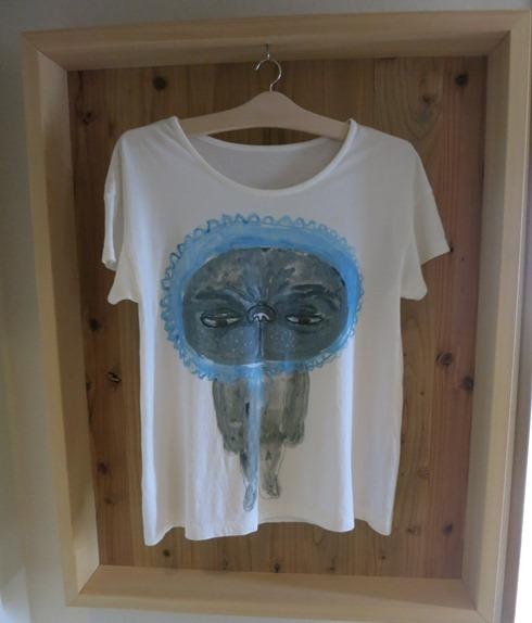 1)マルタクンTシャツ