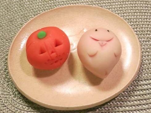 10)ハロウィン和菓子