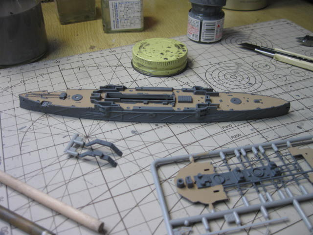 一等巡洋艦 常盤 の2