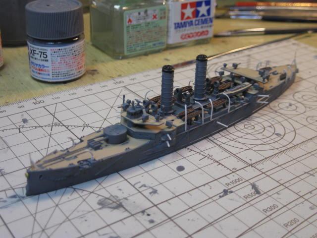 一等巡洋艦 常盤 の3