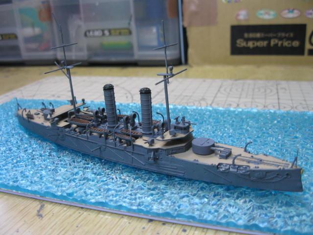 一等巡洋艦 常盤 の4
