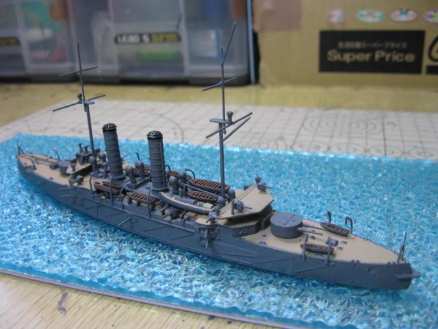 一等巡洋艦 常盤 の5