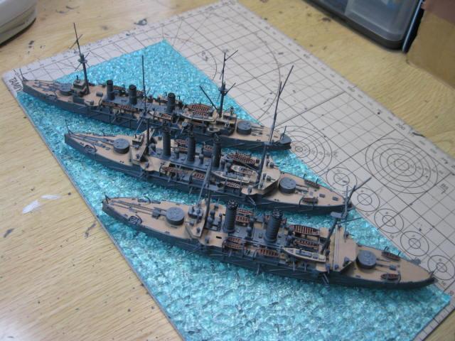 一等巡洋艦 常盤 の6