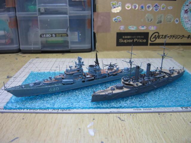 一等巡洋艦 常盤 の7