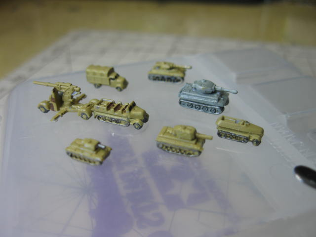 700 アフリカ軍団 の2
