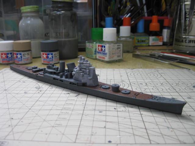 重巡洋艦 鳥海 の2