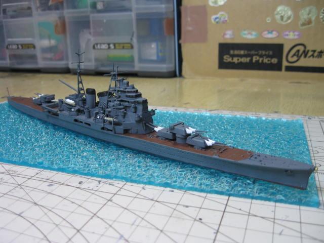 重巡洋艦 鳥海 の4
