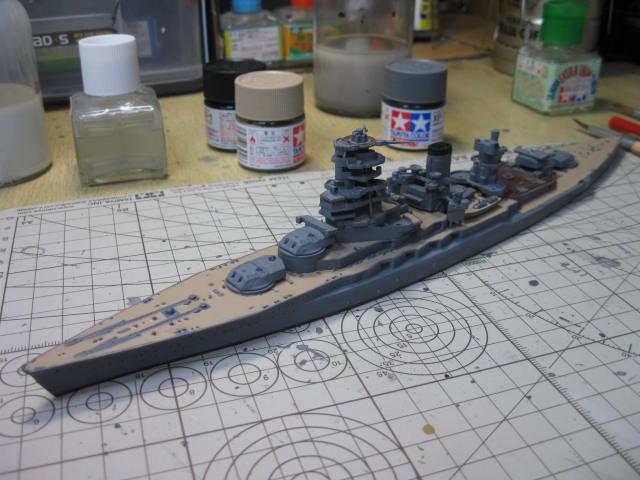 戦艦 陸奥 の3