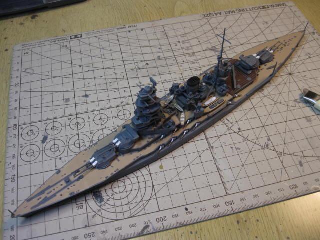 戦艦 陸奥 の4