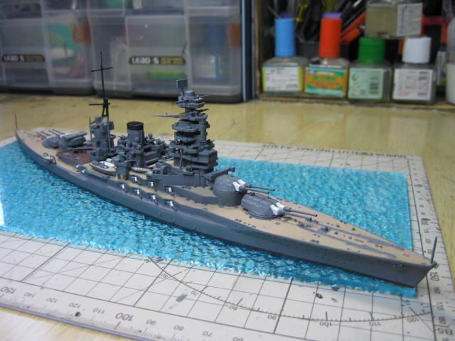 戦艦 陸奥 の5