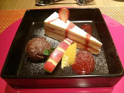 新年会デザート