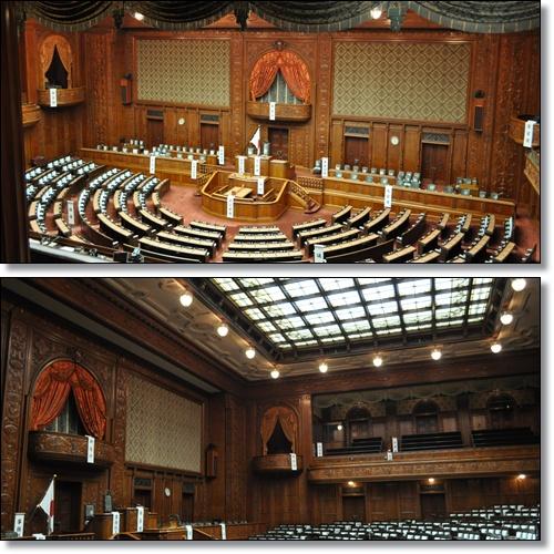 衆議院本議会