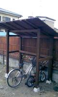 自転車置き場 1