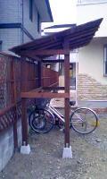 自転車置き場3