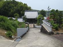 花の寺 勝名寺